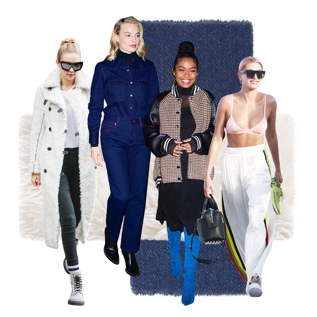 6 Celebrity Fashion Trends We 39 Re Excited To See In 2018 E News