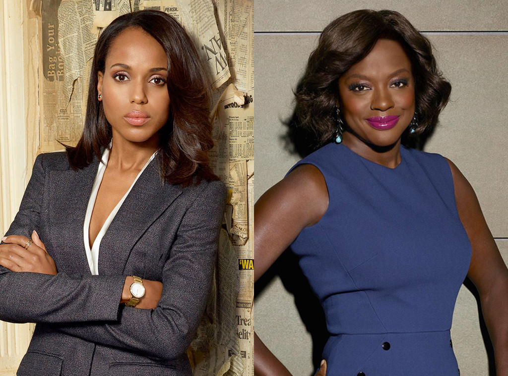 Scandal, How To Get Away With Murder