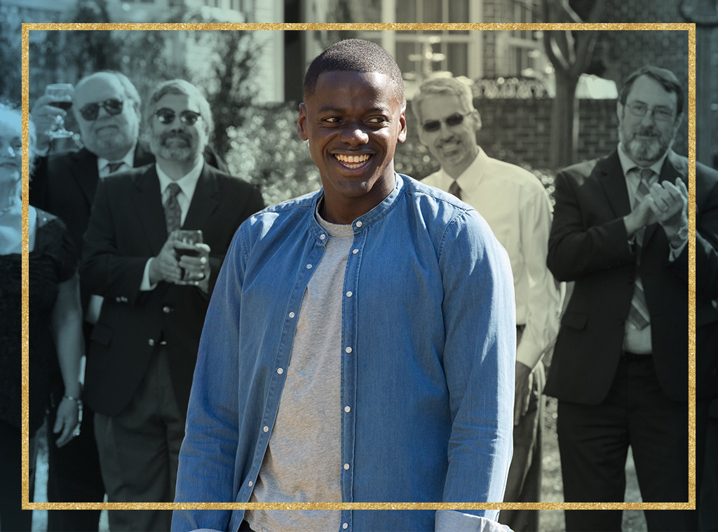 2018, Golden Globes, Get Out, Daniel Kaluuya