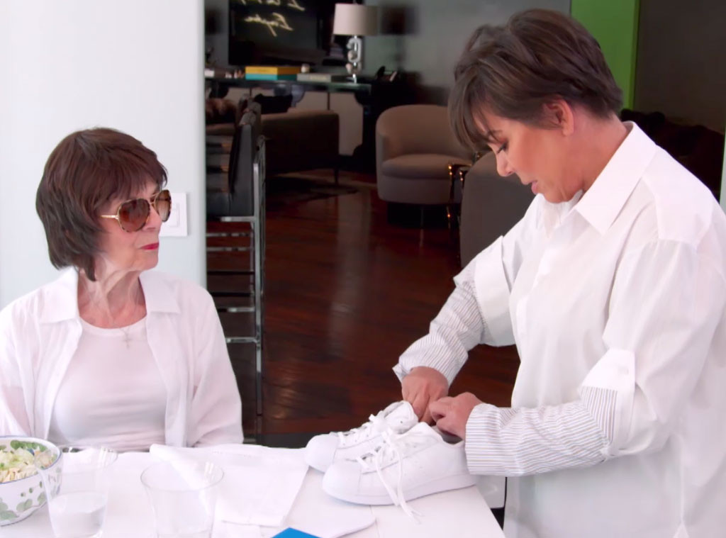 Kris Jenner, MJ, Keeping Up With the Kardashians