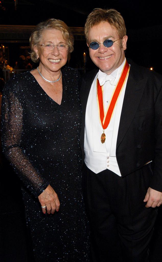 Elton John, Sheila Farebrother