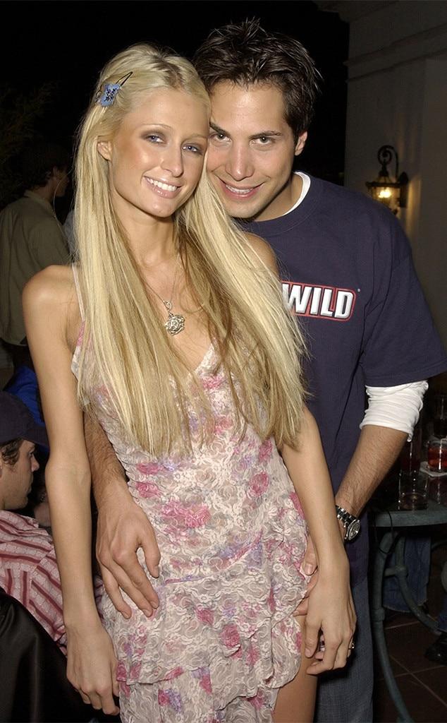 Rick Salomon from Paris Hilton's Romantic History | E! News