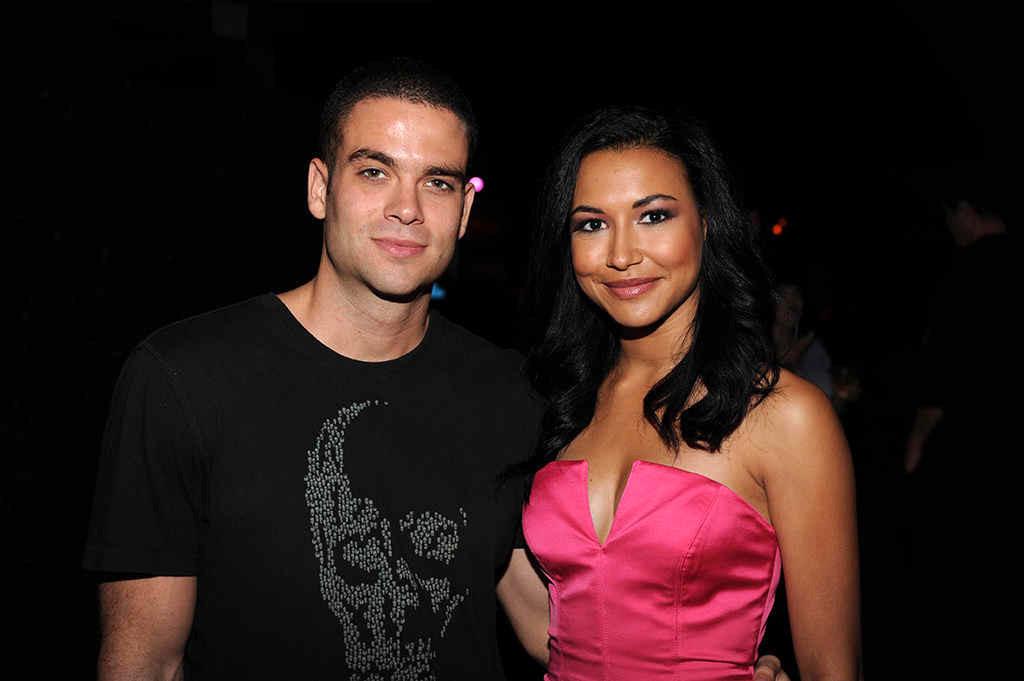 Naya Rivera And Mark Salling Dating