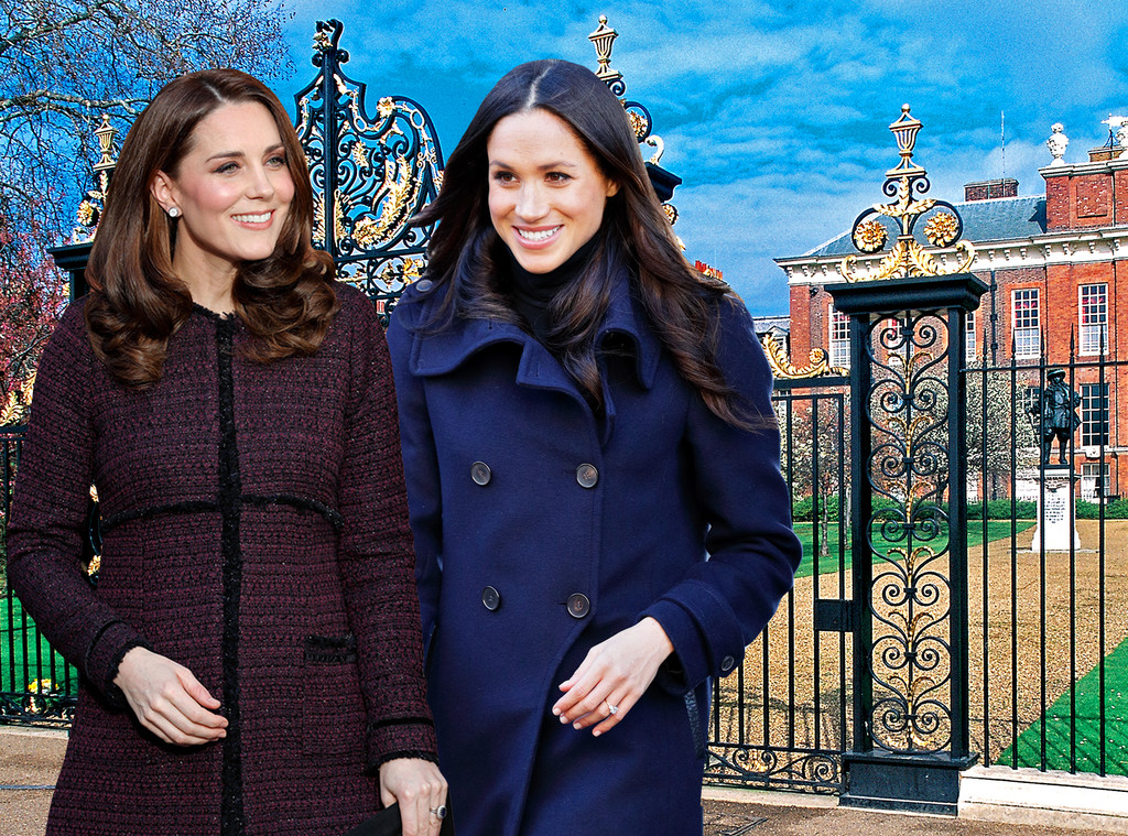 Kate Middleton, Meghan Markle, Special Bond