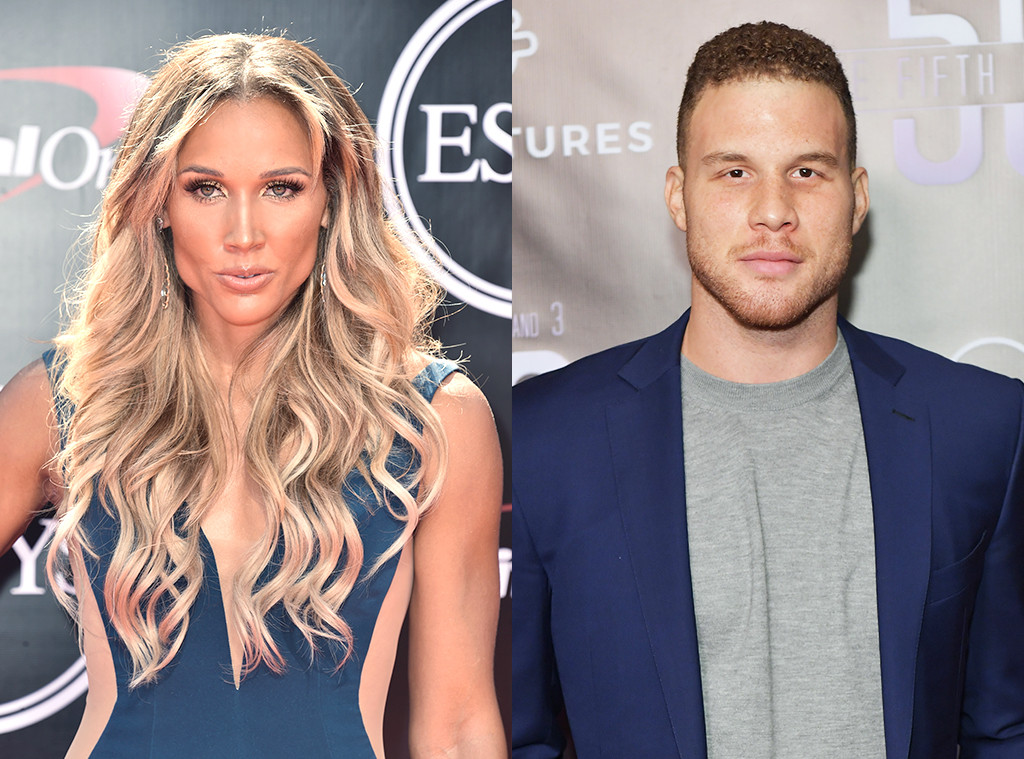 Lolo Jones, Blake Griffin