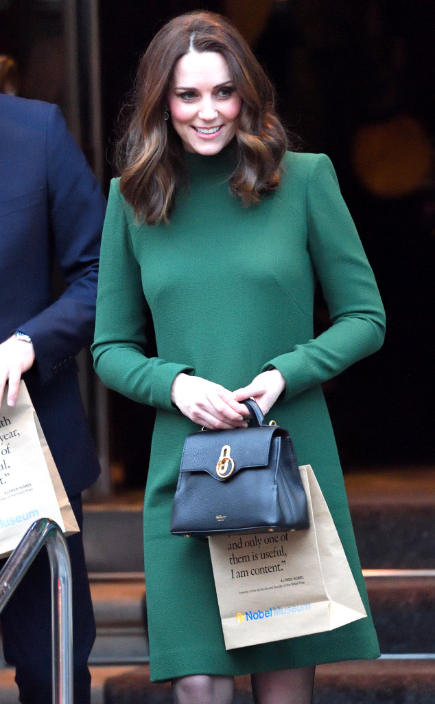 Kate Middleton Wore 3 Looks In A Day Including A Surprise