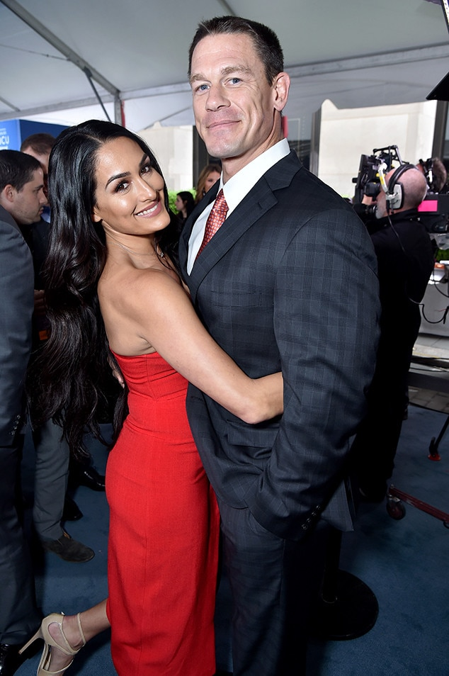 Cena and nikki bella still dating