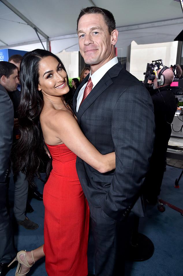 John Cena, Nikki Bella