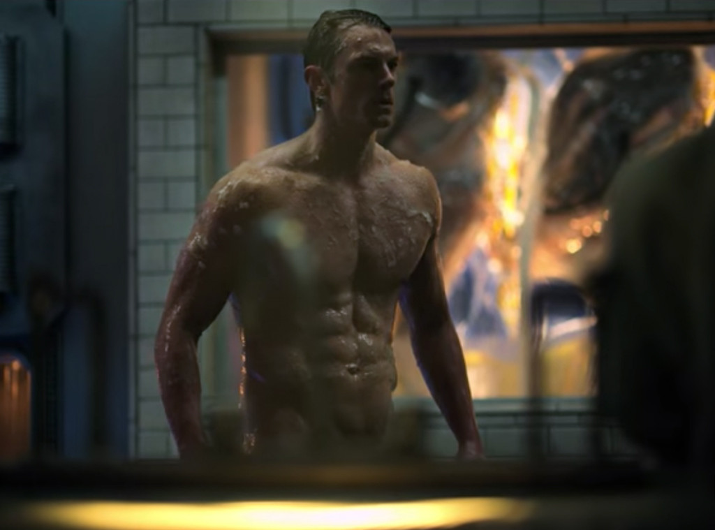 Altered Carbon Had Joel Kinnaman Naked And Covered In -7859