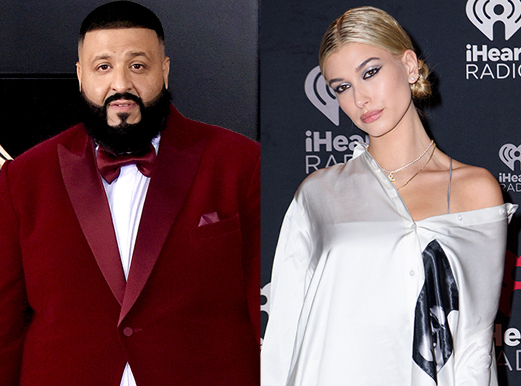 DJ Khaled, Hailey Baldwin