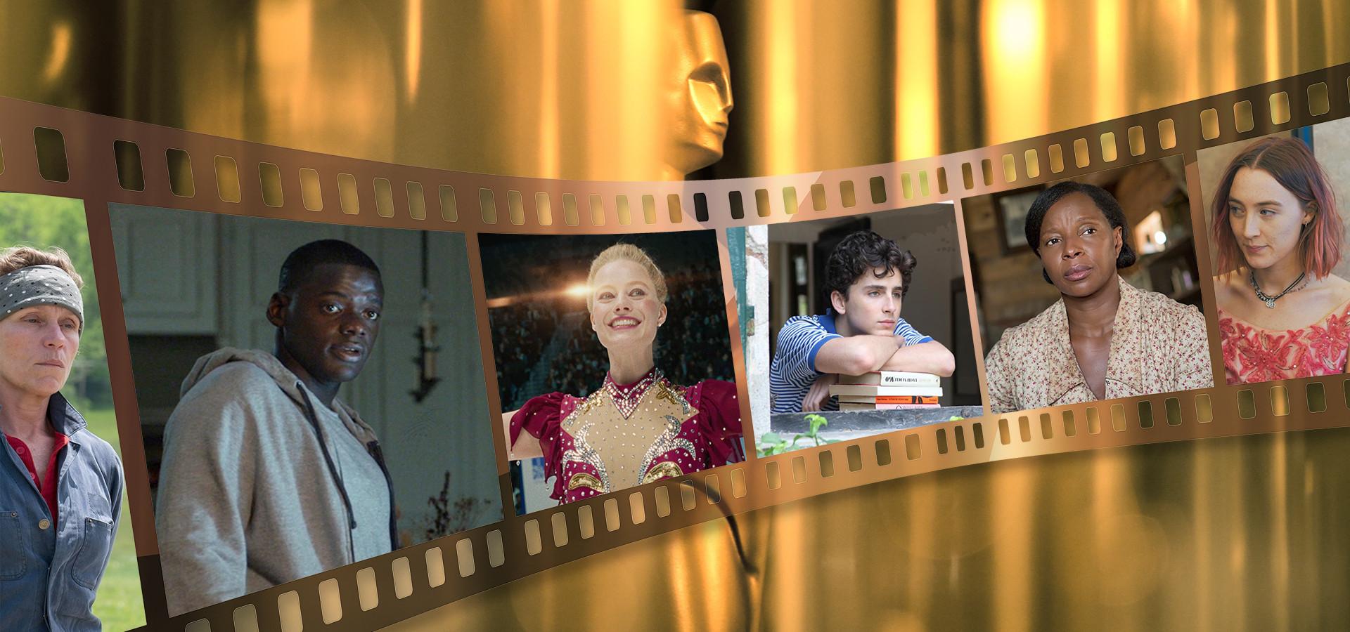 Oscars, Large Teaser