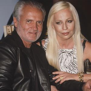 Donatella Versace, Gianni Versace