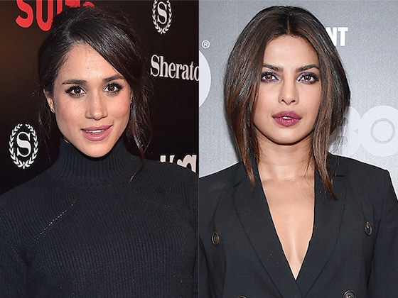 How Priyanka Chopra Became Meghan Markle's Ride or Die