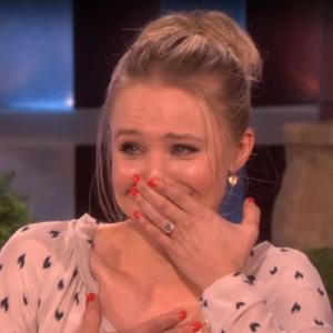Kristen Bell, The Ellen Show, Sloth