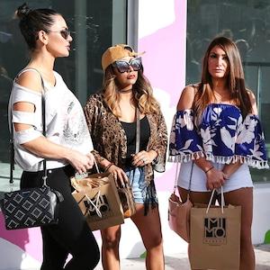 Jersey Shore, Nicole 'Snooki', Jenni 'Jwoww' Farley, Deena Nicole Cortese