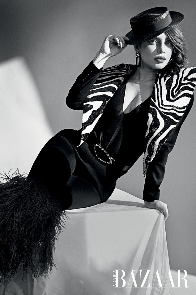 Priyanka Chopra, Harper's Bazaar