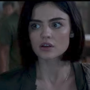 Lucy Hale, Truth or Dare