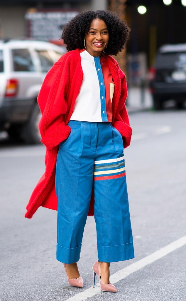 ESC: Best Dressed, Yara Shahidi