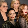 MeToo, Meryl Streep, Reese Witherspoon, Jessica Chastain, Gwyneth Paltrow, Ashley Judd, Rose McGowan