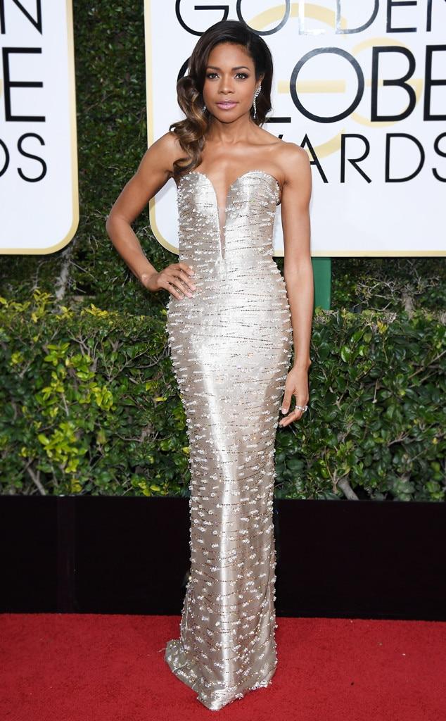 ESC: Golden Globes Dress Stories, Naomie Harris