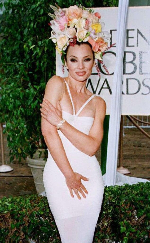 ESC: Golden Globes Dress Stories, Fran Drescher