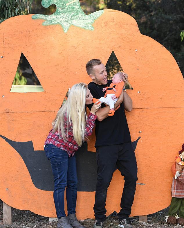 Heidi Montag, Spencer Pratt, Son, Baby, Gunner Stone