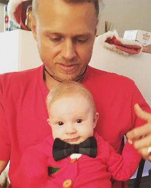 Spencer Pratt, Son, Baby, Gunner Stone