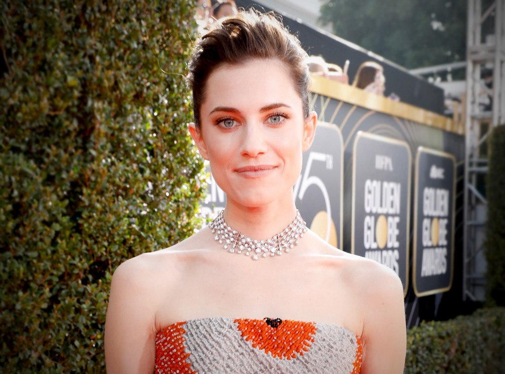 ESC: Golden Globes 2018, Accessories, Allison Williams