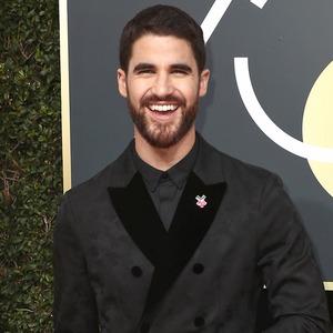 Darren Criss, 2018 Golden Globes, Red Carpet Fashions