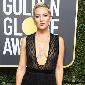 Kate Hudson, 2018 Golden Globes, Red Carpet Fashions