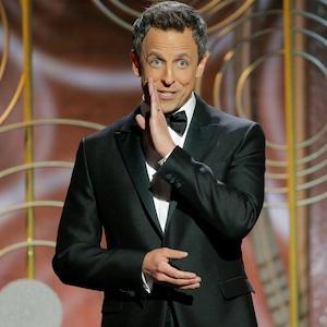 Seth Meyers, 2018 Golden Globes