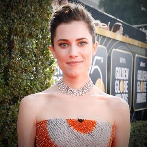 ESC: Golden Globes 2018, Allison Williams