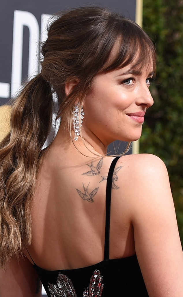 ESC: Best Beauty, Dakota Johnson