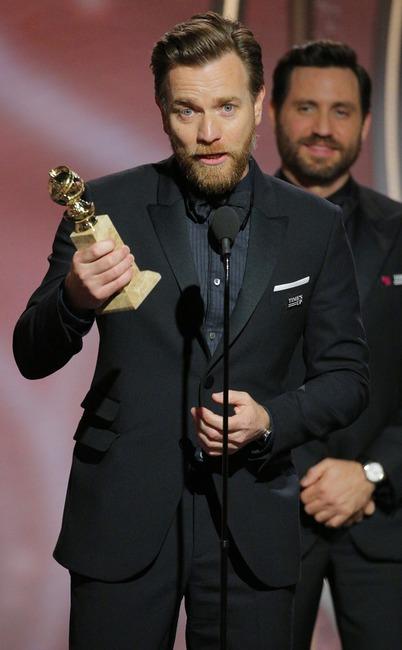 Ewan McGregor, 2018 Golden Globes, Winners