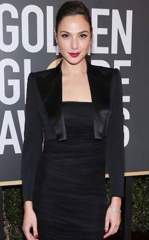 Gal Gadot, 2018 Golden Globes