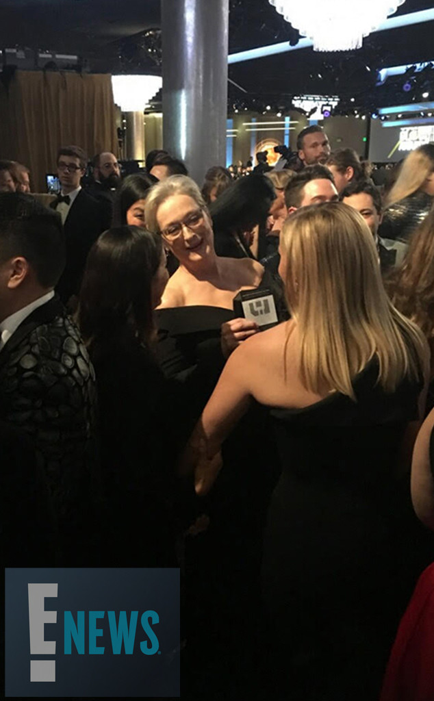 Exclusive 2018 Golden Globes Photos