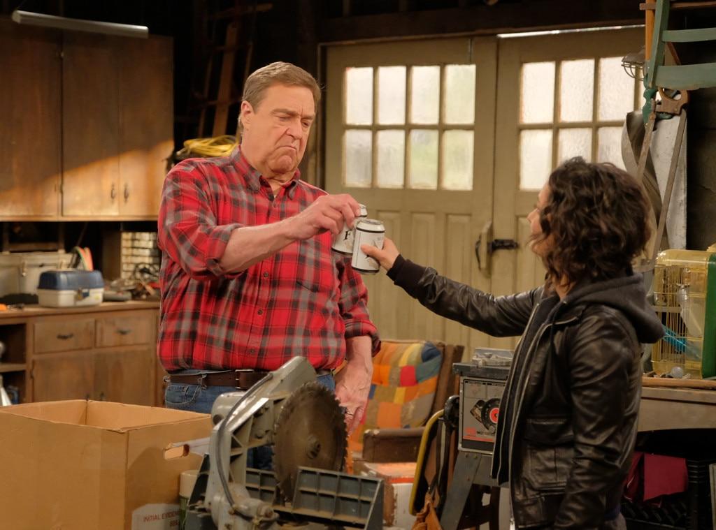 John Goodman, Roseanne, Roseanne Revival