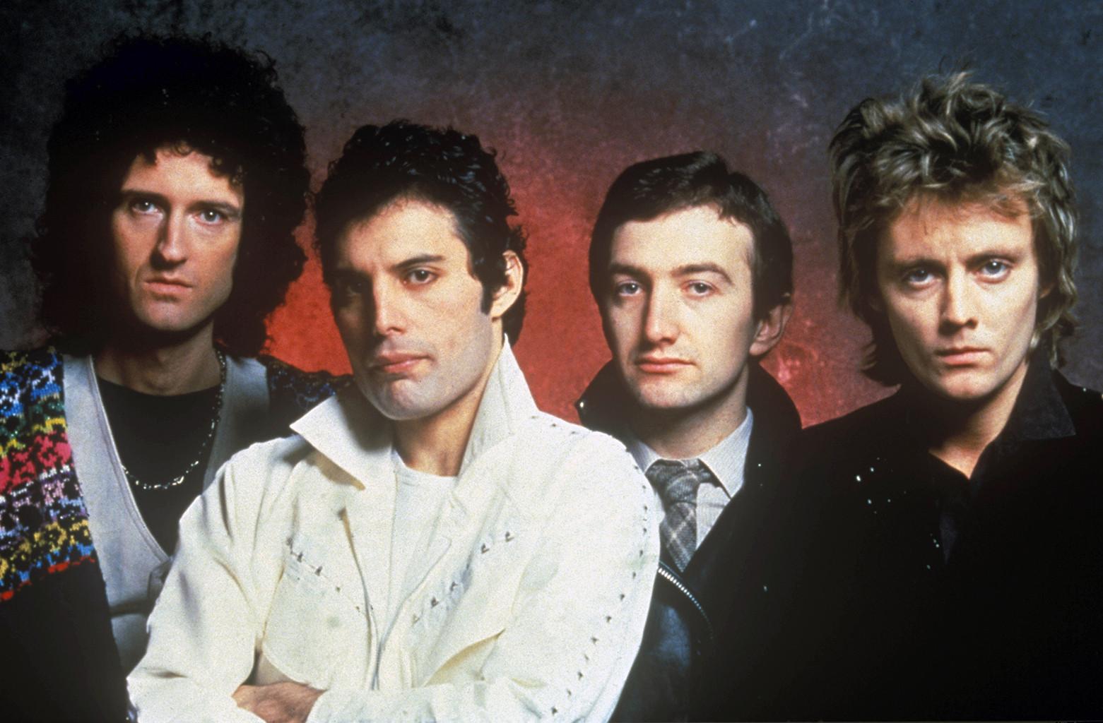 Queen, 1989