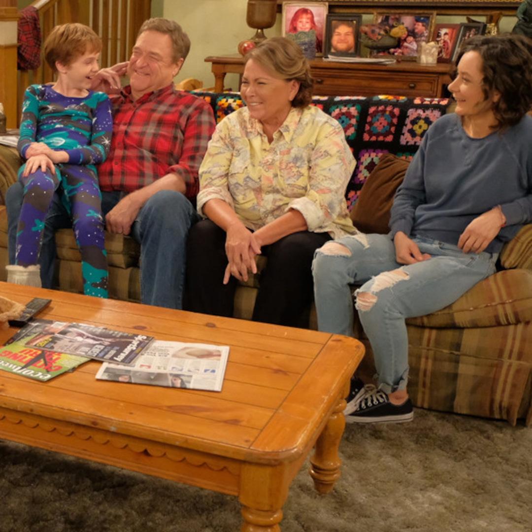 Roseanne Cast Returns in Photos for ABCs Revival
