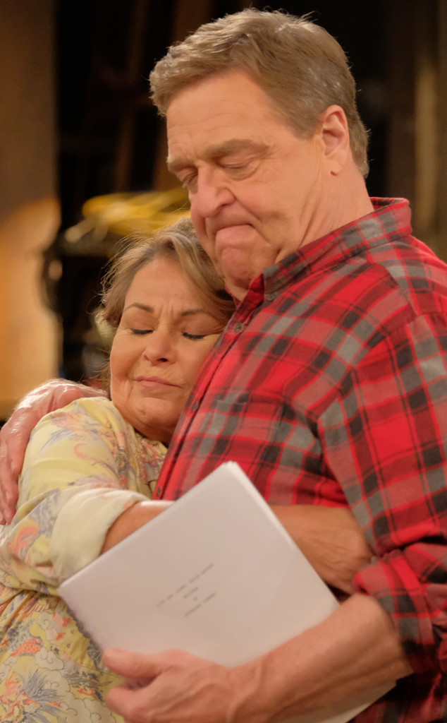 Cheers from Roseanne Returns: See Photos From the ABC