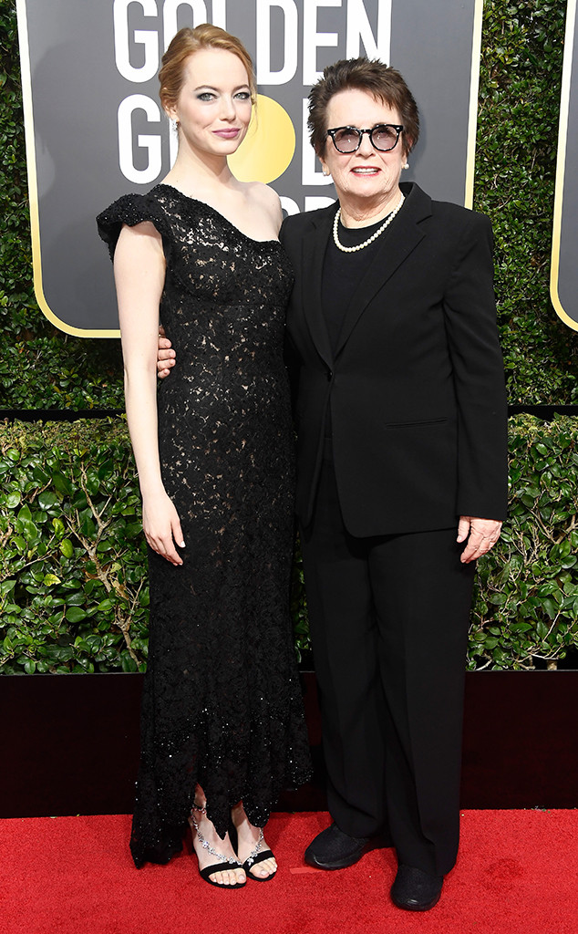 Emma Stone, Billie Jean King