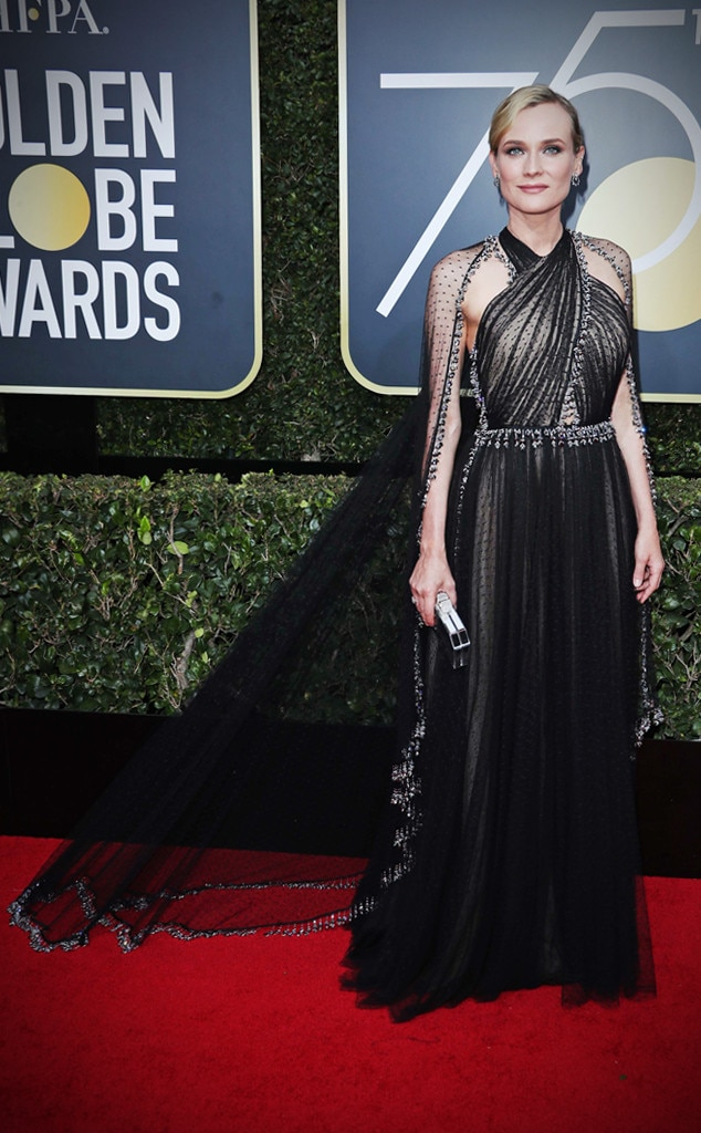 Photo  819406 from Diane Kruger s Prada Dress From Golden Globes ... 71a7d8259cf
