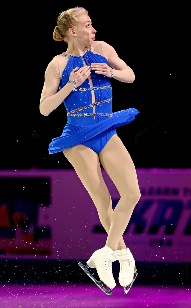 Bradie Tennell, figure skating