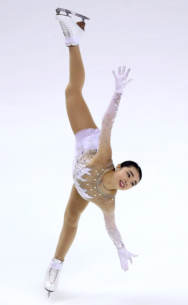 Karen Chen, figure skating