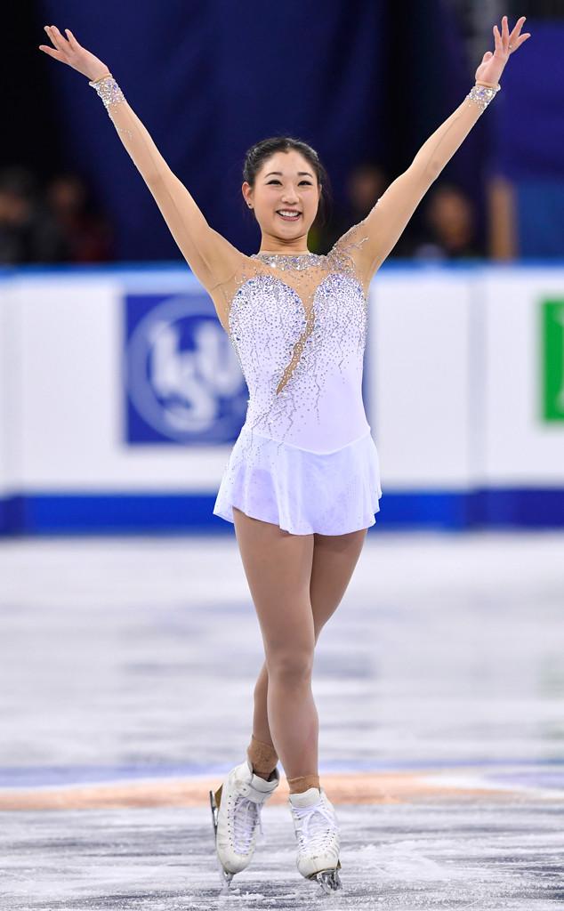 Mirai Nagasu, figure skating