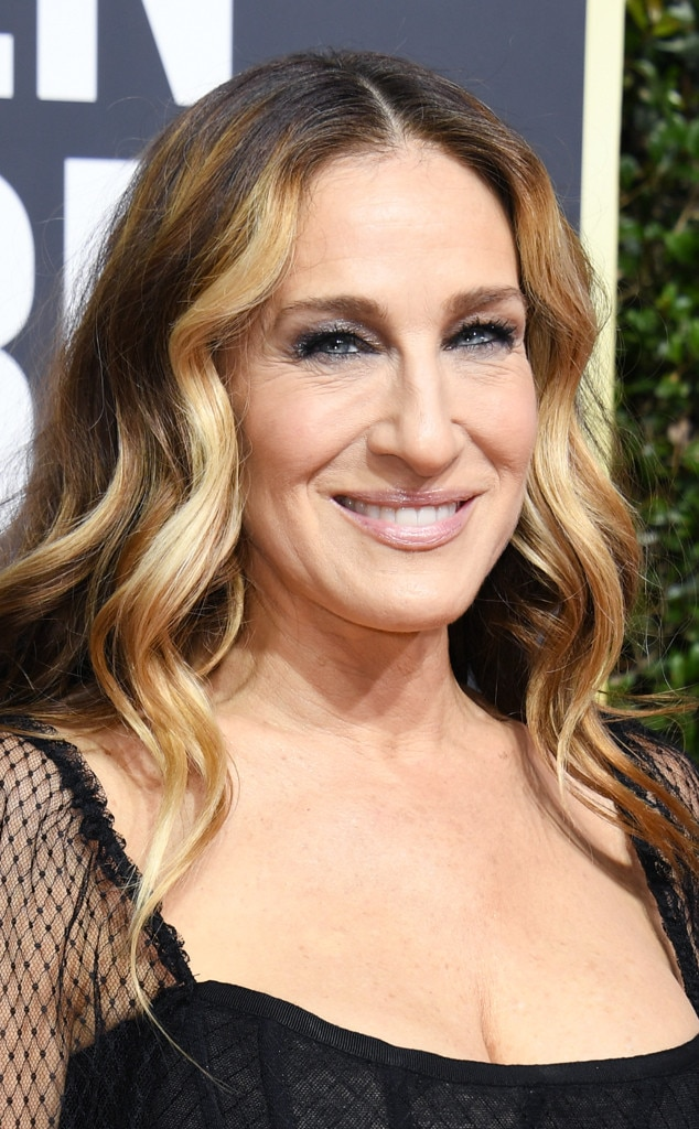 Sarah Jessica Parker from Best Face Serums Used on the Red