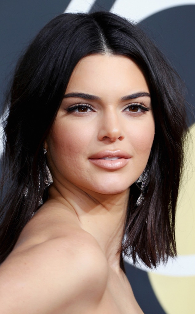 ESC: Beauty Tips, Golden Globe Awards 2018, Kendall Jenne