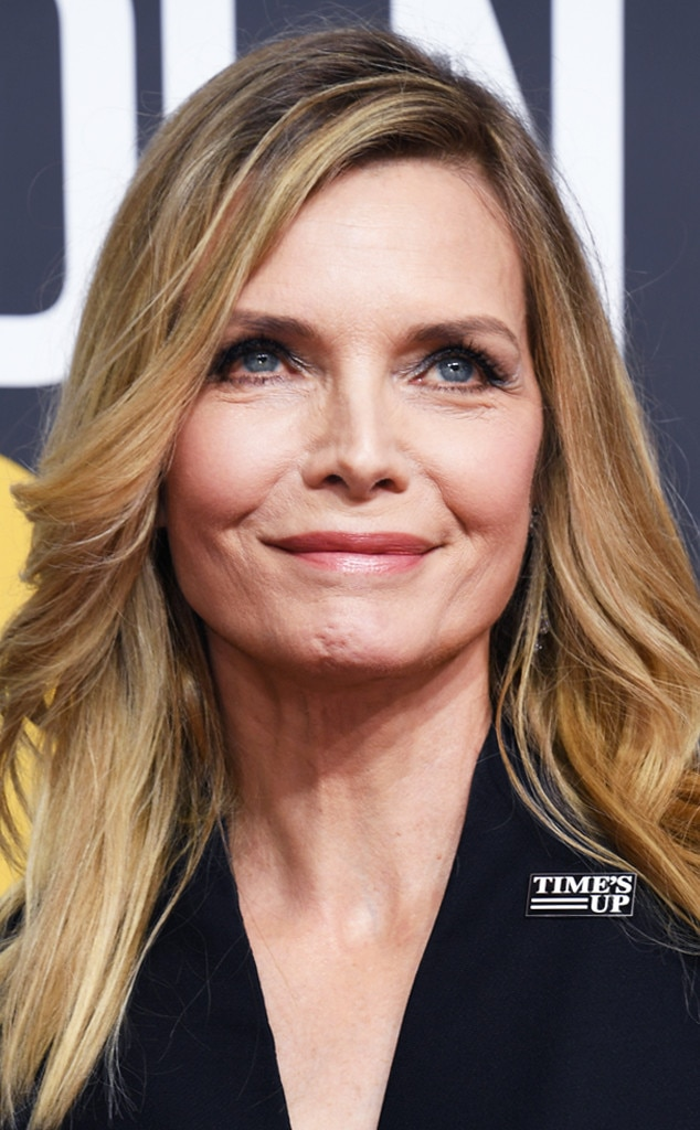 ESC: Beauty Tips, Golden Globe Awards 2018, Michelle Pfeiffer