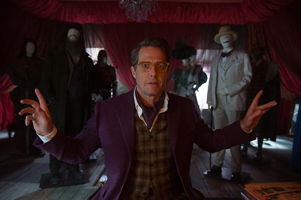 Hugh Grant, Paddington 2
