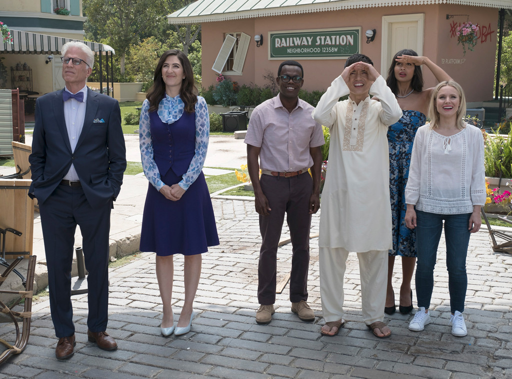 The Good Place, Ted Danson, Kristen Bell, D'Arcy Carden